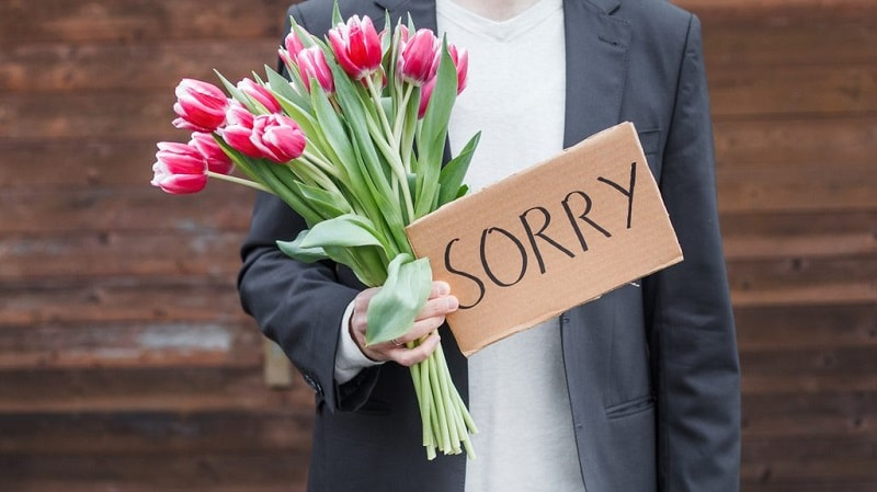 frasi per farsi perdonare