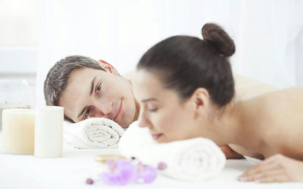 estetista-massaggi di coppia