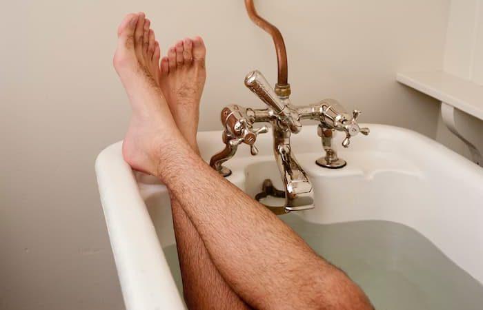 piedi maschili
